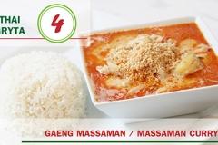 4. GAENG MASSAMAN