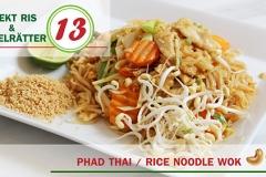 13. PHAD THAI